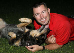 Lone Star Dog Training the Woodlands - Owner and Head Trainer, Travis Yantes
